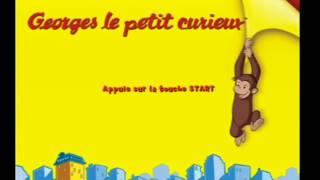"""[Ps2] Introduction du jeu """"Georges le Petit Curieux"""" de Namco (2006)"""