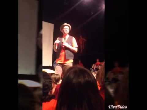 Camp Half Blood Austin Branch Claiming Ceremony Vlog Part