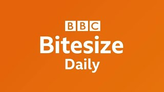 Bbc Bitesize Daily   Online Lessons To Help Homeschool Children