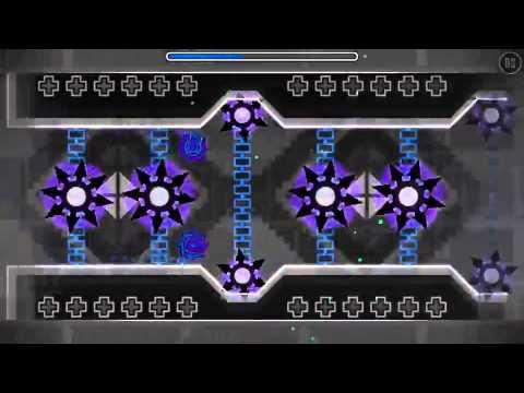 Geometry Dash: La Campanella V2 Viprin's contest entry
