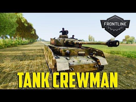 ARMA 3 Frontline  - Tank Crewman