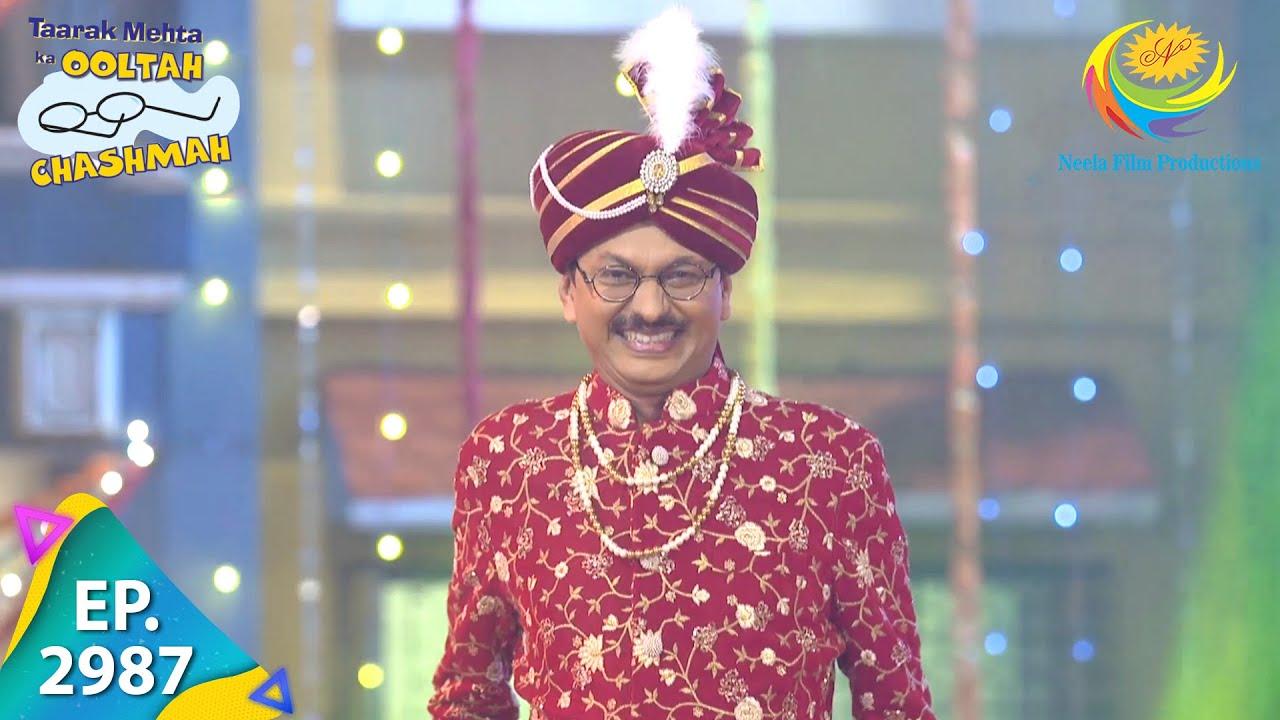Download Taarak Mehta Ka Ooltah Chashmah - Episode 2987 - Full Episode