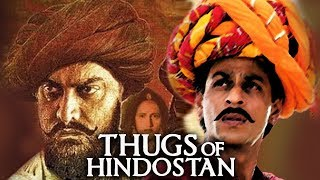 Shahrukh Khan In Aamir Khan's Thugs Of Hindostan?