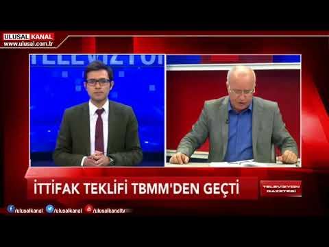Televizyon Gazetesi- 13 Mart 2018- Ulusal Kanal