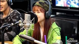 신동의 심심타파 - HEYNE, personal talent - 혜이니, 개인기 20140130 Mp3