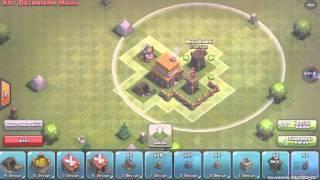 minecraft tuzaklar clas of clas #2 lvl 4 koy binas