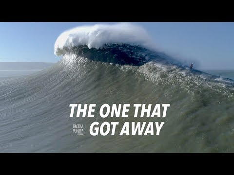 The One That Got Away - Nazaré [Drone] [Big Wave]