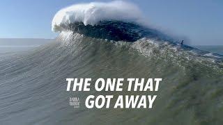 The One That Got Away - Nazaré [Drone] [Big Wave]
