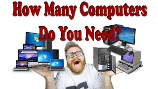 Too Many Computers For One House! - A Guide To Home Servers