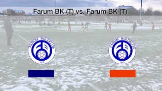 Farum BK (T) 5-mands U10 SU-stævne i Roskilde 4/2-2018 (v.2)