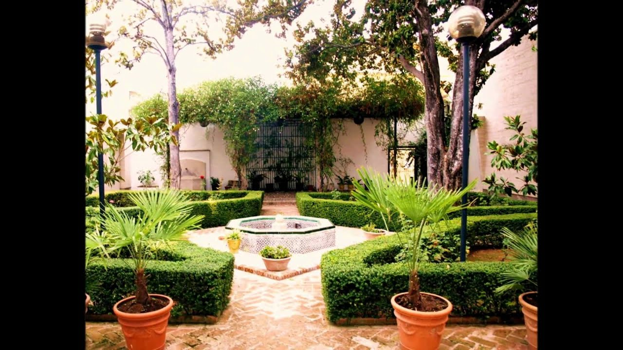 Patios andaluces youtube - Decoracion para patios ...