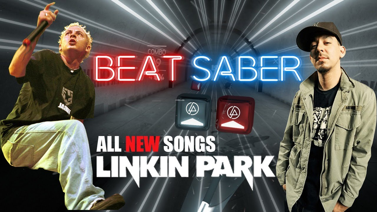 Download Beat Saber | Linkin Park | ALL new songs! Expert + (1080p60fps)