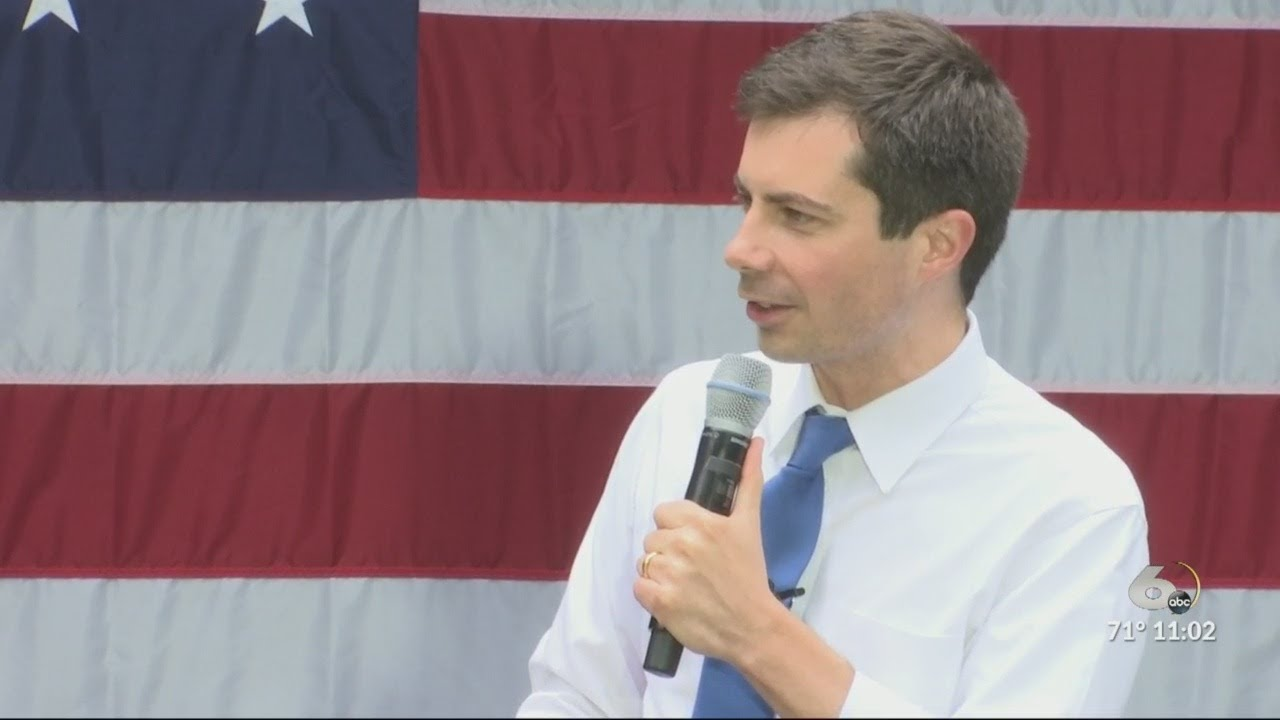 Pete Buttigieg gets put on the hot seat for his handling of South Bend shooting in the debate