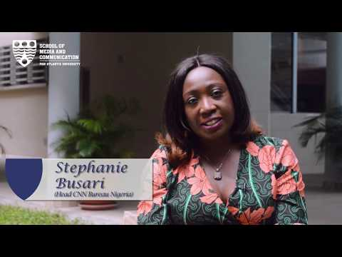 Stephanie Busari, Head CNN Bureau Nigeria/West Africa Talks About PAU Intern and Partnership