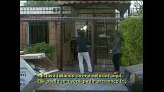 Reportagem que testou segurança nos condomínios residenciais de SP - Mais Você - PARTE I