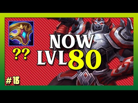 Juggernaut Wars / Now LVL 80 / Second Crown Upgrades
