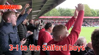 3-1 to the Salford Boys