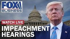Yovanovitch testifies in Trump impeachment hearing Day 2