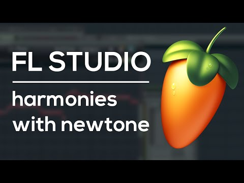 FL Studio Tutorial - Using Newtone to Create Vocal Harmonies