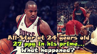 Michael Redd: What Caused His SUDDEN Downfall?