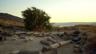 The Rise and Fall of Hippos-Sussita, Ancient City of the Decapolis