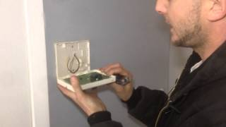 How to Stop a Beeping Alarm System | Home Repair streaming