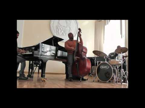 Christian Mcbride trio-East of the sun