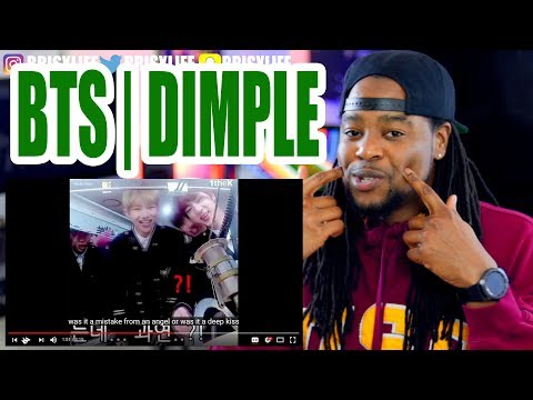 BTS (방탄소년단) - Dimple | REACTION!!!