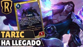 Legends of Runeterra - TARIC, EL CAMPEÓN DEL APOYO DE TARGON