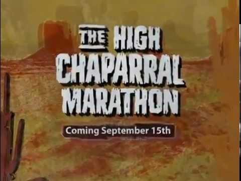 INSP Presents The High Chaparral Marathon with Leif Erickson and Henry Darrow.