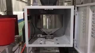 Bộ kiểm soát trọng lượng gram/met màng máy thổi túi nhưa
