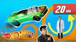 Hot Wheels Cars Epic Experiments! | Labs Unlimited | Hot Wheels