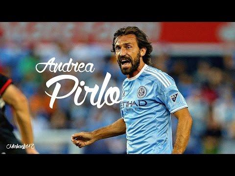 Andrea Pirlo Goals & Skills 2016