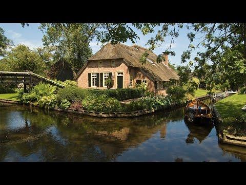 Гитхорн - Деревня на воде - Интересные факты