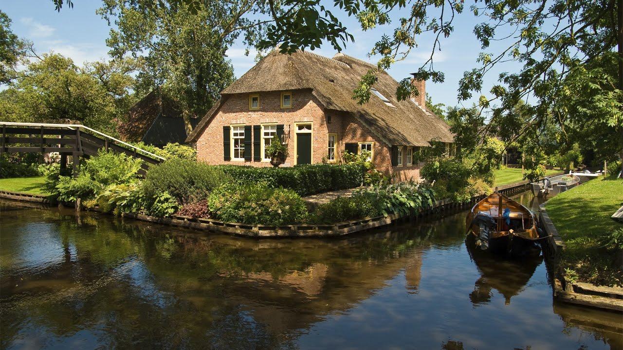 Деревня гитхорн купить дом красивые здания дубай