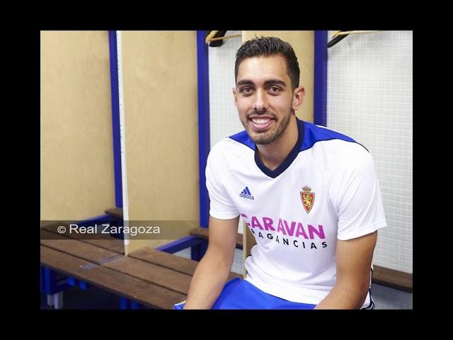 Los graves insultos a Borja Iglesias en el partido Nàstic-Real Zaragoza
