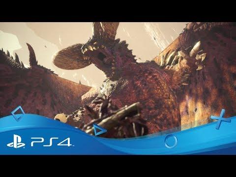 Monster Hunter: World - Trailer de lancement | Disponible | PS4 thumbnail