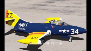 Aerofly RC7 with jets part 2