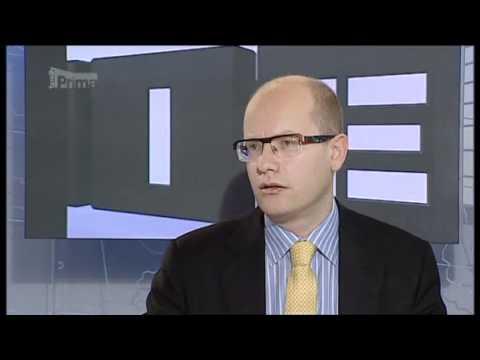 Bohuslav Sobotka: Ze 4 programů EU, které jsou pozastaveny jsou 3 vládní