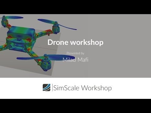 Drone Workshop (Session 1) ― Aerodynamics of a Single Rotating Propeller