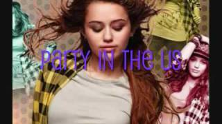 Miley Cyrus - Party in the USA - (Download & HQ)