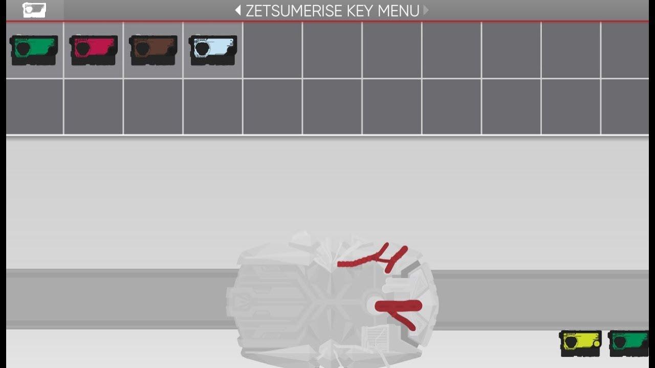 Kamen Rider Zero-One Flash Belt .4 Metsuboujinrai.net ...