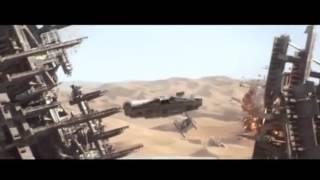 Звездные войны: Пробуждение Силы 2015 международный трейлер в хорошем качестве!!!