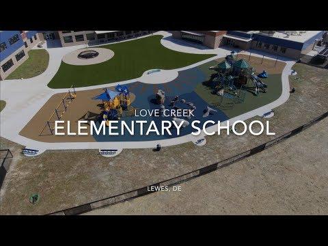 Love Creek Elementary School Playground