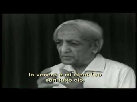 Il Risveglio Dell'intelligenza - Krishnamurti - Il Filo d'Oro parte 1 di 3