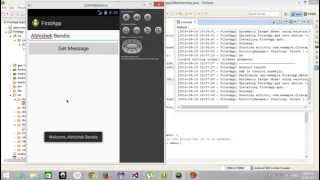 Free Android Application Development Tutorial 08 - EditText Control in Android