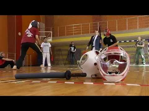 Спорт чанбара в Беларуси. Визит Кеничи Танабе и Кеничи Хосокава