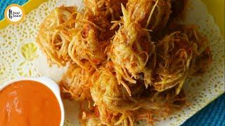 Lacha Chicken Pakora Recipe by Food Fusion (Ramzan Special)