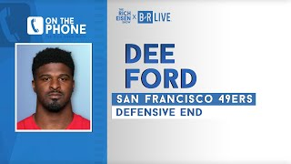 49ers DE Dee Ford Talks Vikings Win, Cam Newton, Chiefs & More with Rich Eisen | Full Interview