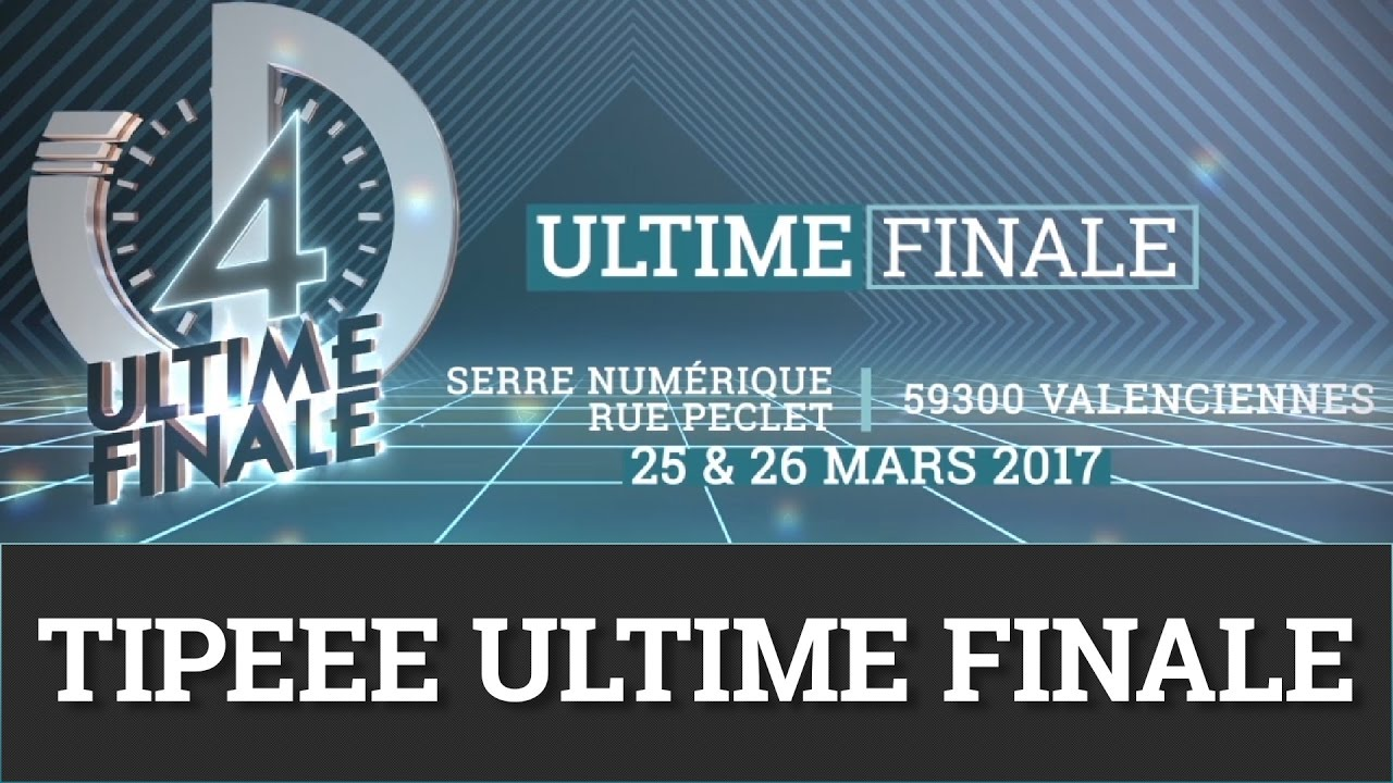 Ultime Décathlon 4 - Tipeee Ultime Final